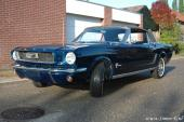 Taxatie Oldtimer Ford Mustang Cabrio 1966 (1).jpg